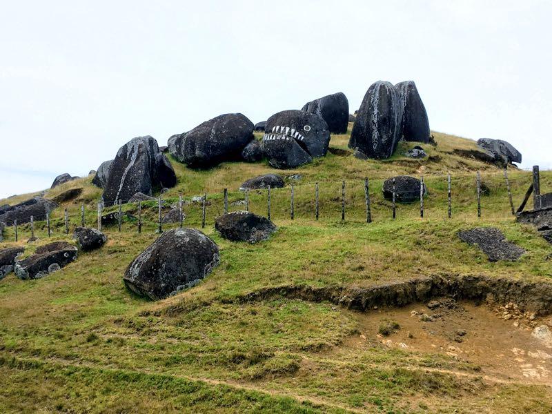 Stony Batter Boulders Waiheke Island Tour