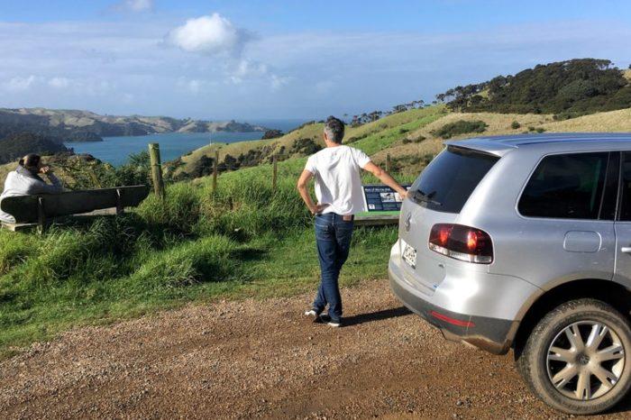 Waiheke Island Tour <br>& Stony Batter